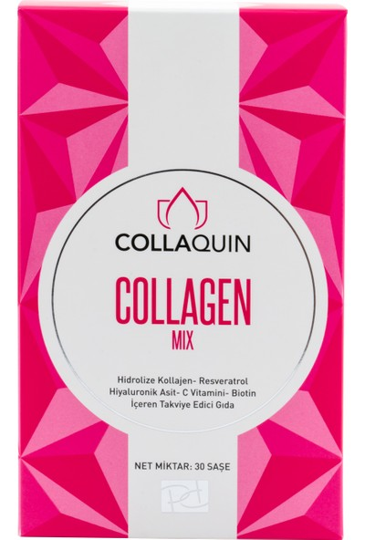 Collaquın Collagen Mıx 30 Saşe
