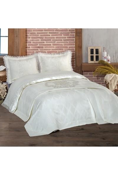 Bir Home Valentin Pano Çift Kişilik Yatak Örtüsü