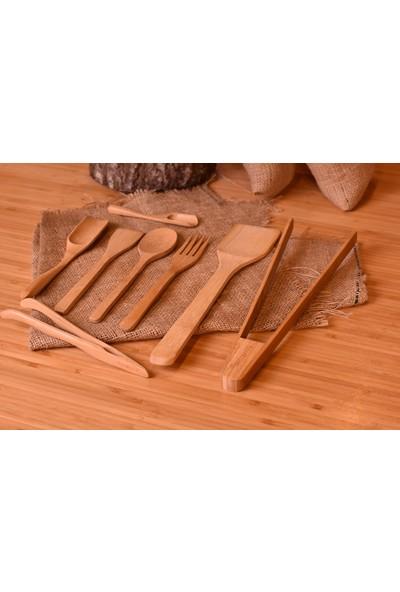 Bambum Violi Fix - 8 Parça Mutfak Seti