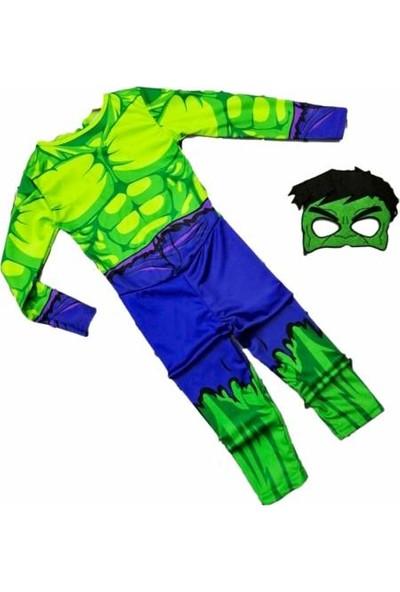Sedacan Kostüm Hulk Çocuk Kostümü