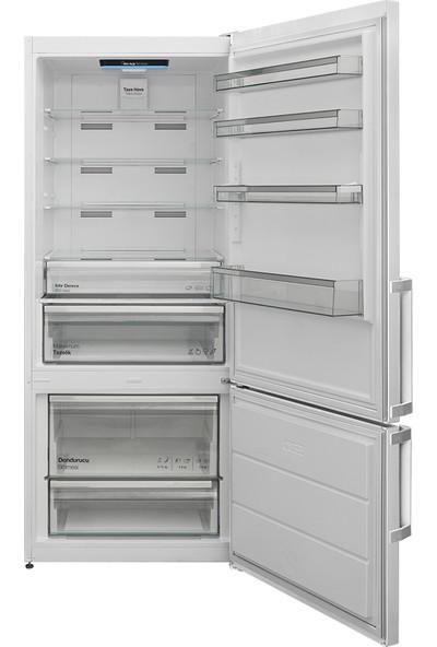 Vestel NFK600 E A++ GI 600 lt No-Frost Buzdolabı