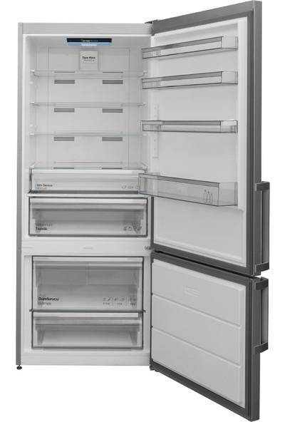 Vestel NFK600 EX A++ GI 600 lt No-Frost Buzdolabı