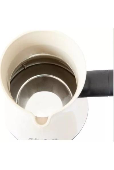 Sinbo SCM 2951 Elektrikli Kahve Makinesi Cezve - Bej