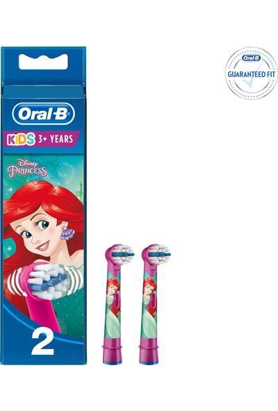 Oral-B Stages Cocuklar İcin Diş Fırcası Yedek Başlığı Prenses 2 Adet