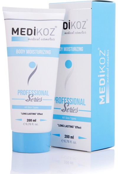Medikoz Body Moisturizing- El ve Vücut Nemlendiricisi