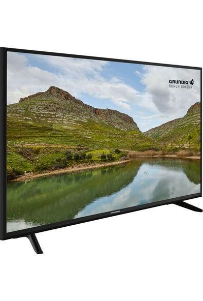 """Grundig 55 GDU 7810B 55"""" 140 Ekran Uydu Alıcılı 4K Ultra HD Smart LED TV"""