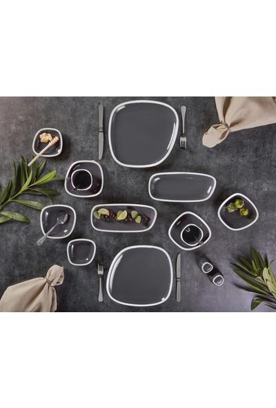 Jumbo Olive 28 Parça 6 Kişilik Kahvaltı Takımı