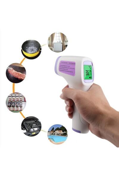 Infrared Thermometer TG8818N Dijital Uzaktan Temassız Ateş Ölçer