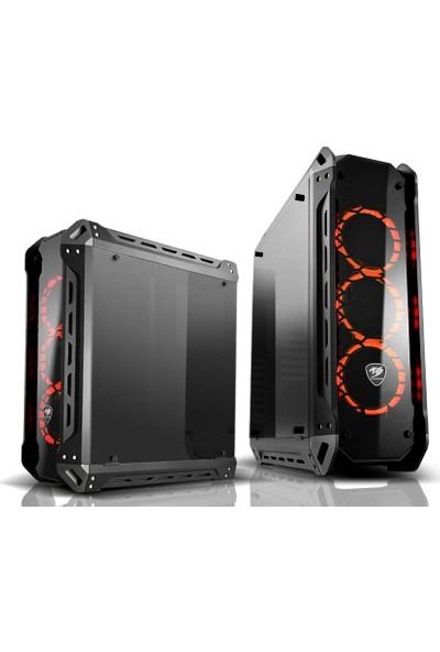 Cougar CGR-5GMMB-G Panzer-G USB 3.0 Transparent Panel ATX Midi Tower Kasa Bilgisayar Kasası