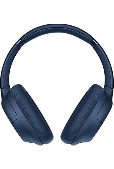 Sony WH-CH710N Gürültü Engelleme Özellikli Kablosuz Kulaklık - Mavi