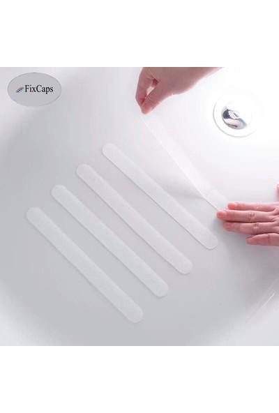 Fix Caps Islak Zemin ve Iç Mekan Kaydırmaz Bant Banyo Merdiven