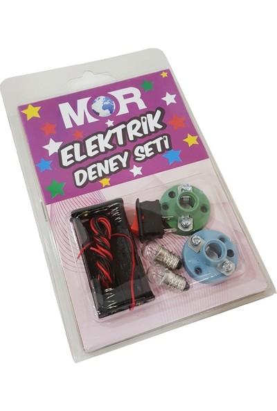 Mor 91575 Paralel Elektrik Deney Seti