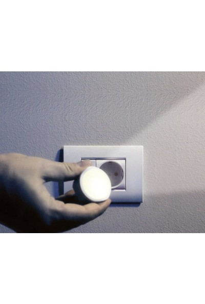 Legrand Taşınabilir (Acil Durum) Gece Lambası - Beyaz