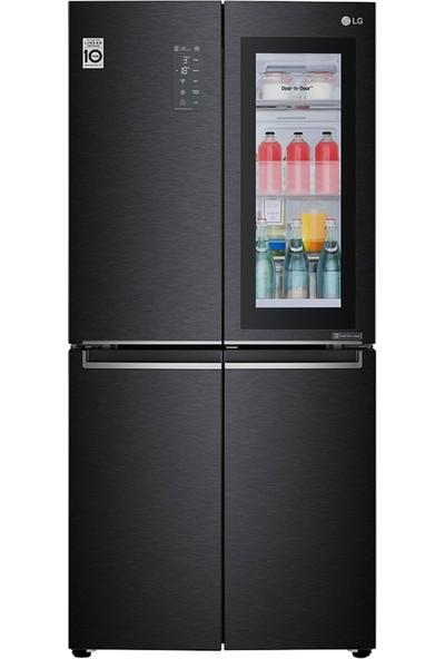 LG GC-Q22FTQKL A+ 595 lt No-Frost Buzdolabı