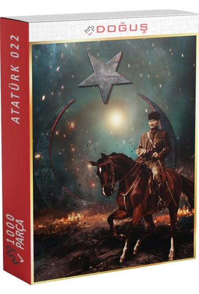 Doğuş 022 Atatürk 1000 Parça Puzzle
