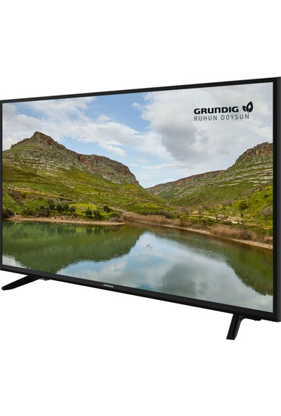 "Grundig 43GDU7810 B 43"" 109 Ekran Uydu Alıcılı 4K Ultra HD Smart LED TV"