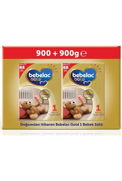Bebelac Gold 1 Bebek Sütü 1800 gr (900 gr + 900 gr) 0-6 Ay