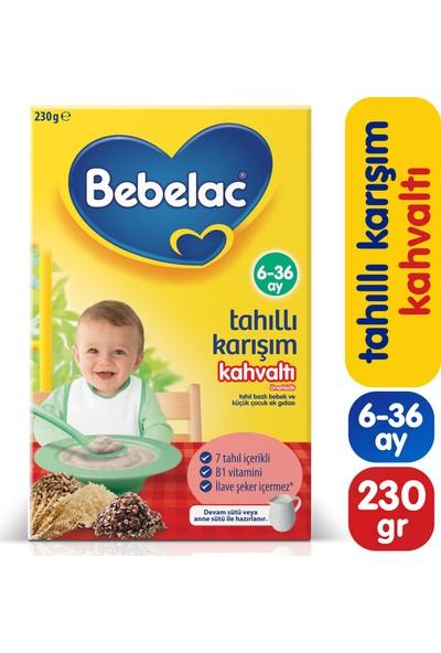 Bebelac Tahıllı Karışım Kahvaltı - Kaşık Maması 230 gr