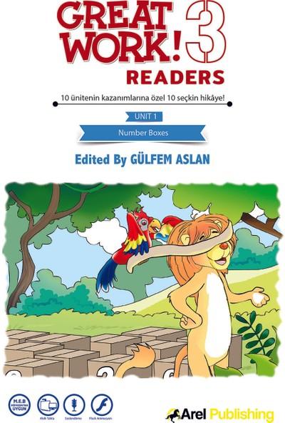 Arel Publıshıng 3.sınıf Great Work 10'lu Hikaye Kitabı Seti