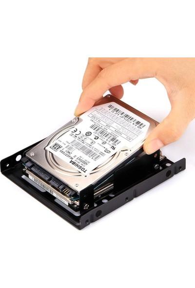 Alfais 4454 SSD ve 2.5 Disk Için To 3.5 Inç Çevirici HDD Kızak Yuvası