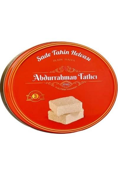 Abdurrahman Tatlıcı Tahin Helvası Sade 650 gr