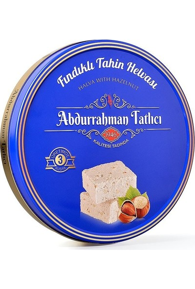 Abdurrahman Tatlıcı Tahin Helvası Fındıklı 650 gr