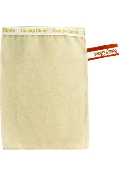 The Beauty Glove %100 Ipek Kese Vücut Için