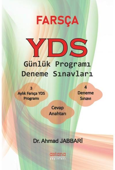 Farsça Yds Günlük Programı Deneme Sınavları - Ahmad Jabbari