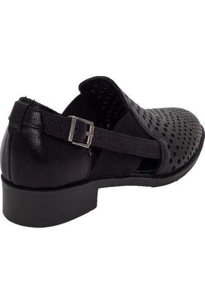 Pelle Tinni Deri Bronz Casual Ayakkabı