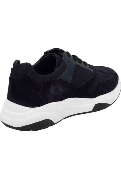 Pelle Tinni Deri Süet Casual Ayakkabı
