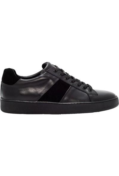 Pelle Tinni Deri Süet Sneaker Ayakkabı