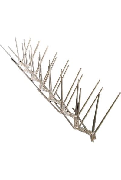 Expel Plastik Kuşkonmaz Bariyer Kuş Engelleyici Tel 3D Model 100'lü
