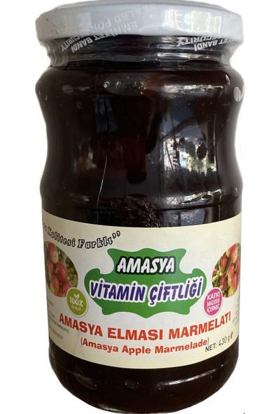 Amasya Vitamin Çiftliği Amasya Elması Marmelatı 430 gr