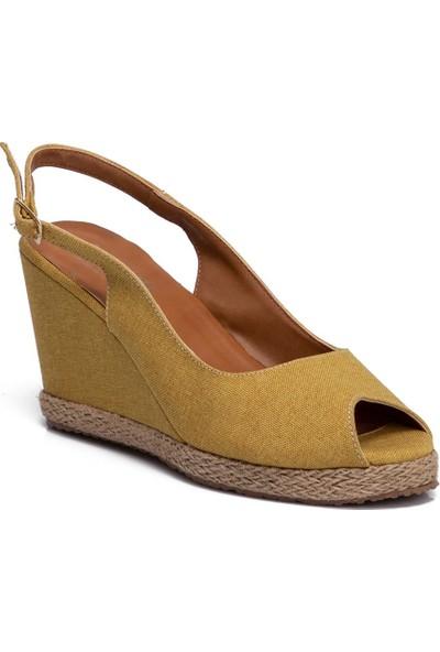 Tergan Kahve Vegan Kadın Ayakkabı 210063E9A