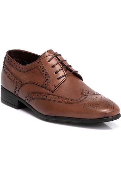 Tergan Taba Deri Erkek Ayakkabı 54379A29