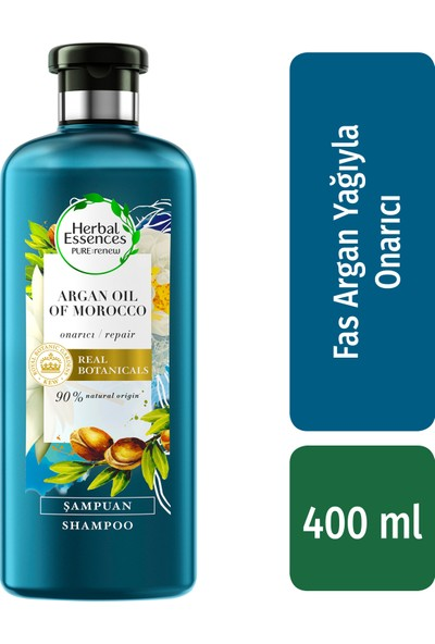 Herbal Essences Fas Argan Yağı 400 ml Şampuan