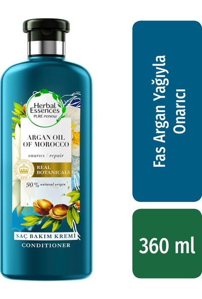 Herbal Essences Fas Argan Yağı 360 ml Saç Bakım Kremi