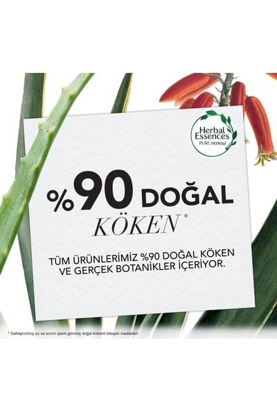 Herbal Essences Çarkıfelek Çiçeği ve Pirinç Sütü 400 ml Şampuan