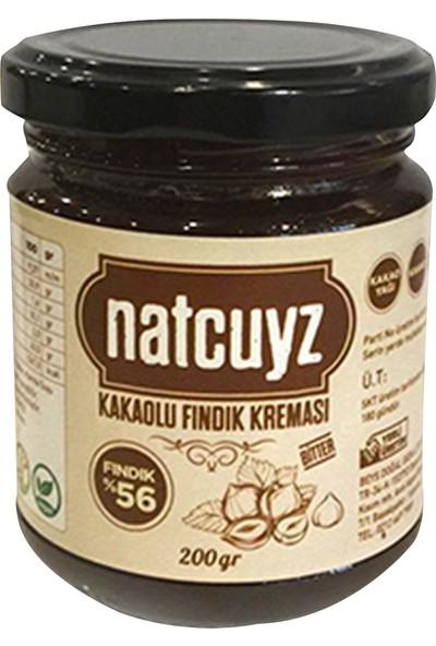 Natcuyz Kakaolu Fındık Kreması 200 gr