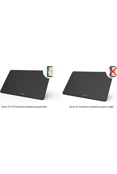 XP-Pen Deco 01 V2 Grafik Tablet