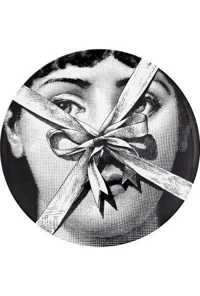 Merry Dekoratif Fornasetti Tabak No:4