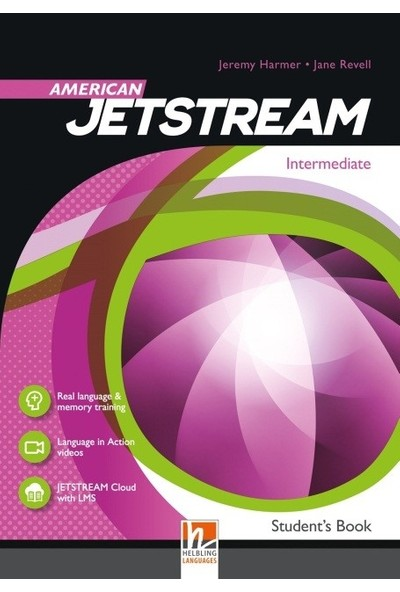 Helbling Languages Jetstream Intermediate Student's Book And Workbook