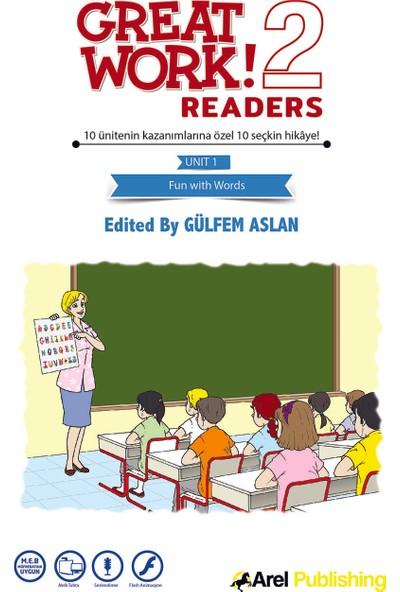 Arel Publıshıng 2.sınıf Great Work 10'lu Hikaye Kitabı Seti