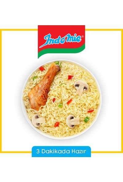 İndomie 5'li Tavuk Aromalı Hazır Noodle