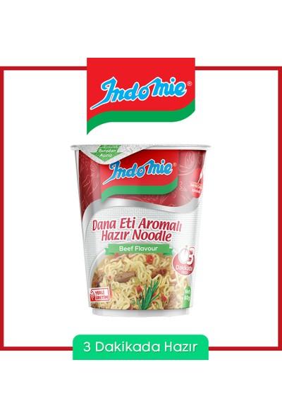 İndomie Dana Eti Aromalı Bardak Noodle