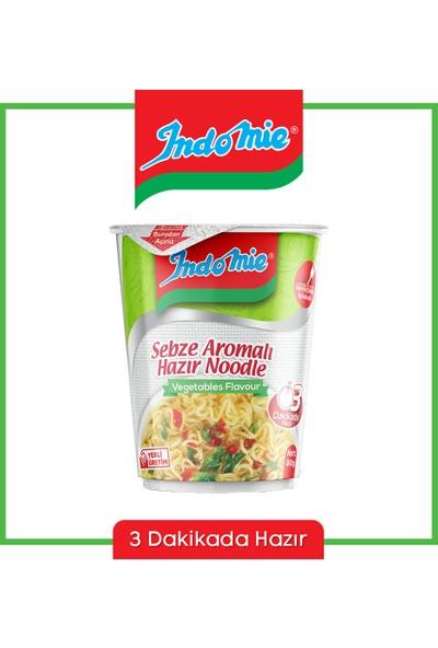 İndomie Noodle Bardak Sebzeli 60 Gr