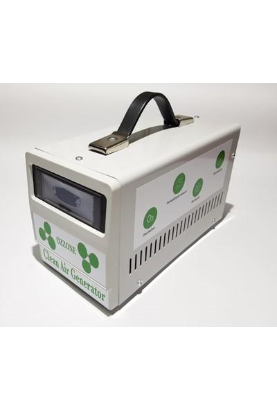 Ozzone AC-215 Ozon Jeneratörü 15 Gram / Saat Ekranlı Model