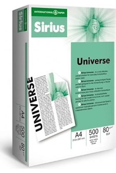 Sirius Universe A4 Fotokopi Kağıdı 80 gr 5'li Paket