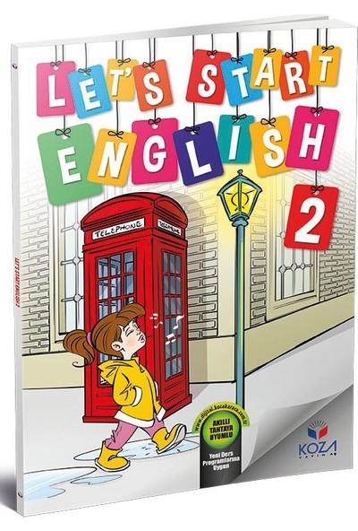 Let's Start English 2 (Akıllı Tahta Uygulamalı)