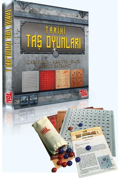 Toli Games Tarihi Taş Oyunları-1 Zeka Oyunu